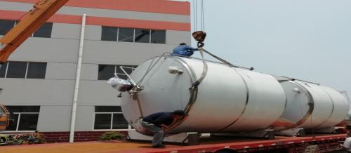 黑龙江20吨储奶罐